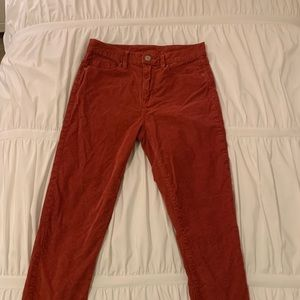 urban outfitters corduroy pants